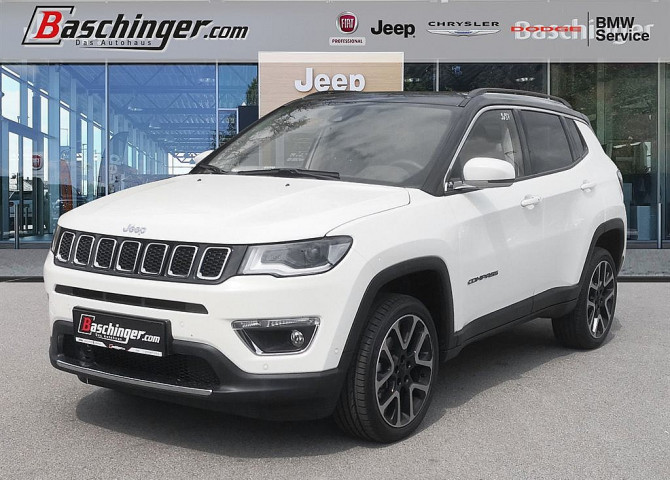Jeep Compass 1,4 MultiAir2 AWD Limited Aut. LP € 48.901,- bei Baschinger Ges.m.b.H. in