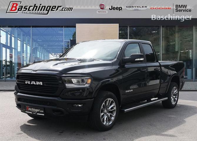 Dodge RAM LKW Quad Cab Laramie MY19 Luft/Sport/22%Zoll bei Baschinger Ges.m.b.H. in