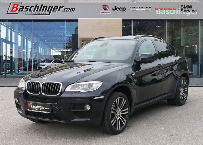 BMW X6 xDrive30d Aut. M-Sport/HeadUp/SoftClose bei Baschinger Ges.m.b.H. in