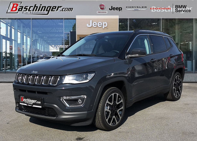 Jeep Compass 1,4 MultiAir2 FWD Limited LP €40.070,- bei Baschinger Ges.m.b.H. in