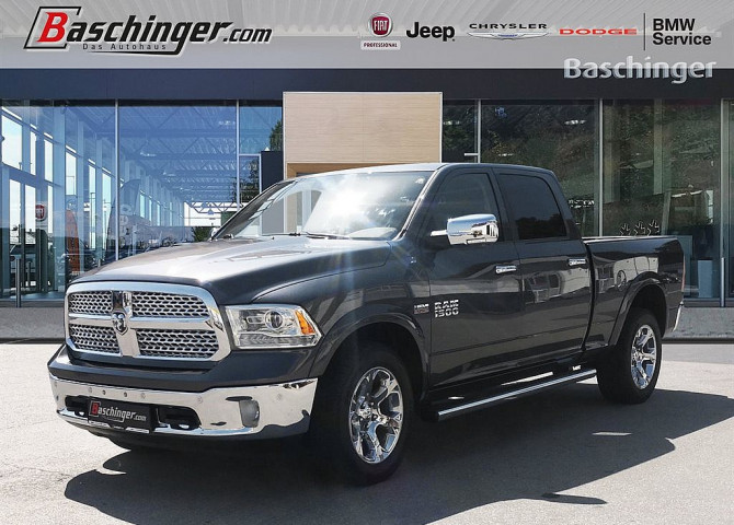 Dodge RAM Crew Cab Long Bed Laramie 5.7 V8 Hemi bei Baschinger Ges.m.b.H. in