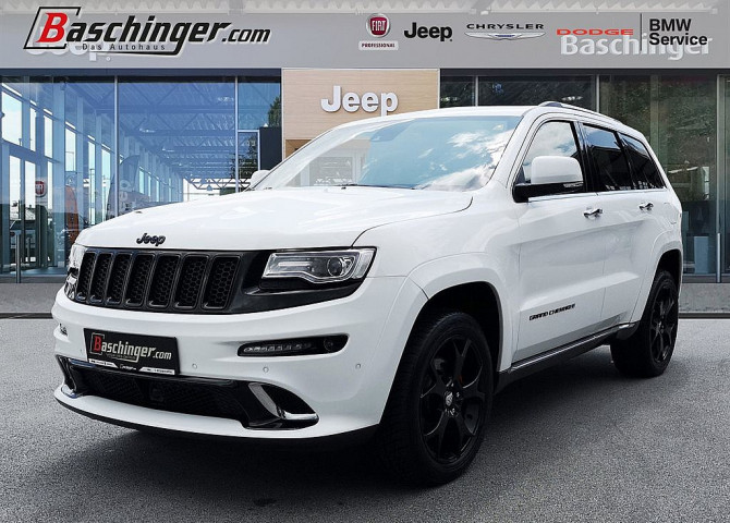 Jeep Grand Cherokee 3,0 V6 CRD Summit SRT-Umbau Original bei Baschinger Ges.m.b.H. in