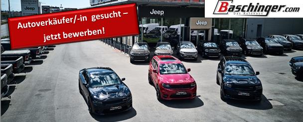 Automobilverkäufer/-in gesucht