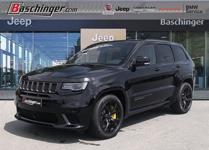 Jeep Grand Cherokee 6,2 V8 Trackhawk Supercharged 818PS Baschinger Edition bei Baschinger Ges.m.b.H. in