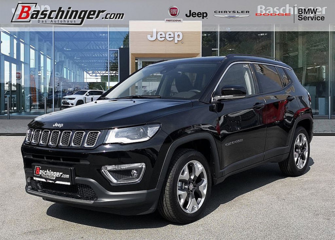 Jeep Compass 1,6 MultiJet II FWD Limited LP € 35.290,- bei Baschinger Ges.m.b.H. in