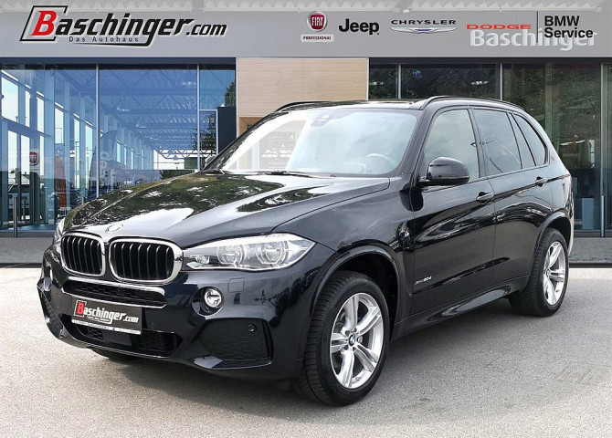 BMW X5 xDrive30d Aut. M-Paket/Panorama/LED bei Baschinger Ges.m.b.H. in