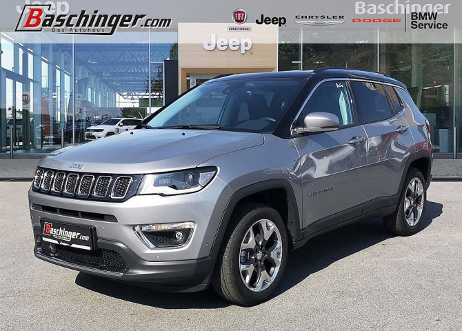 Jeep Compass 1,4 MultiAir2 AWD Limited Aut. LP €44.760,- bei Baschinger Ges.m.b.H. in