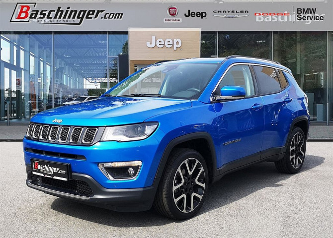 Jeep Compass 1,4 MultiAir2 FWD Limited LP €40.880,- bei Baschinger Ges.m.b.H. in