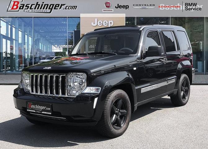 Jeep Cherokee 2,8 Limited CRD Aut. Leder/Navi bei Baschinger Ges.m.b.H. in