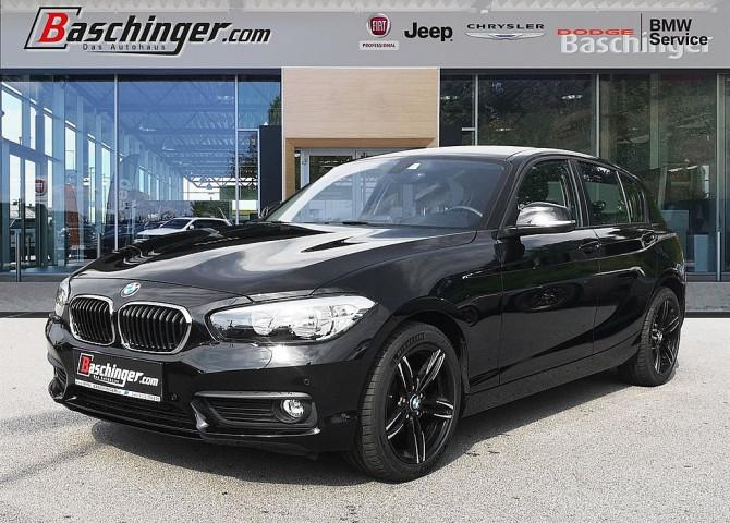 BMW 116i Advantage Navi/8-fach/Kamera bei Baschinger Ges.m.b.H. in