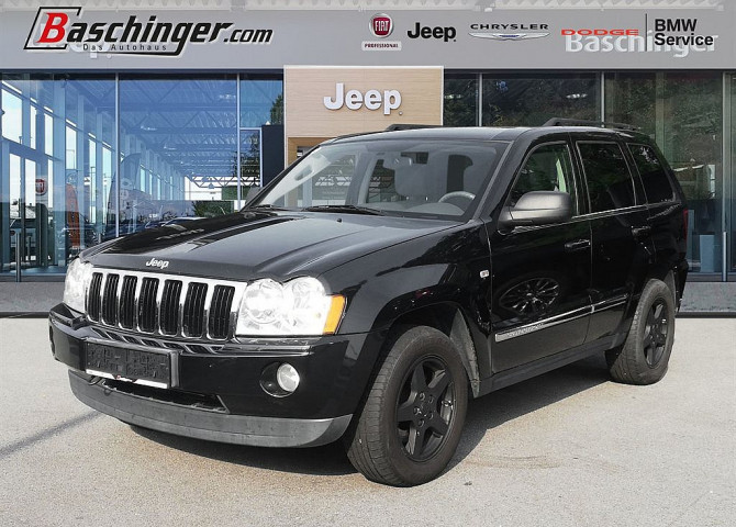 Jeep Gr. Cherokee 3,0 Limited CRD bei Baschinger Ges.m.b.H. in