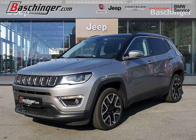 Jeep Compass 1,4 MultiAir2 FWD Limited LP €41.800,- bei Baschinger Ges.m.b.H. in