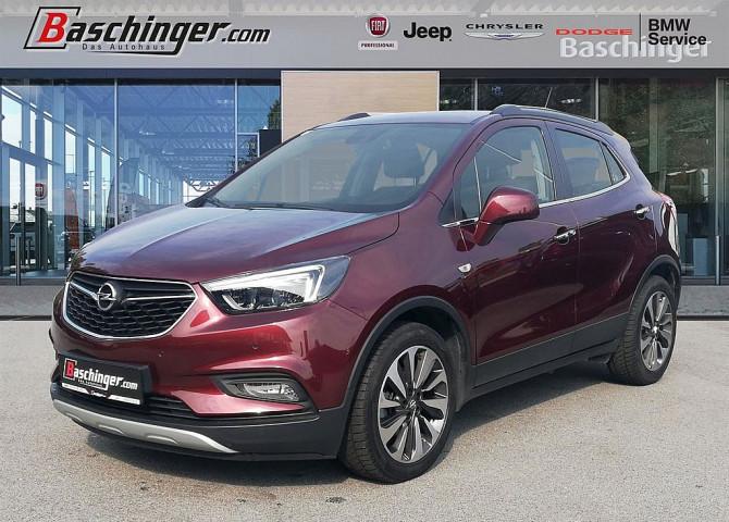 Opel Mokka X 1,4 Turbo Innovation Aut. AHK/Matrix-LED bei Baschinger Ges.m.b.H. in