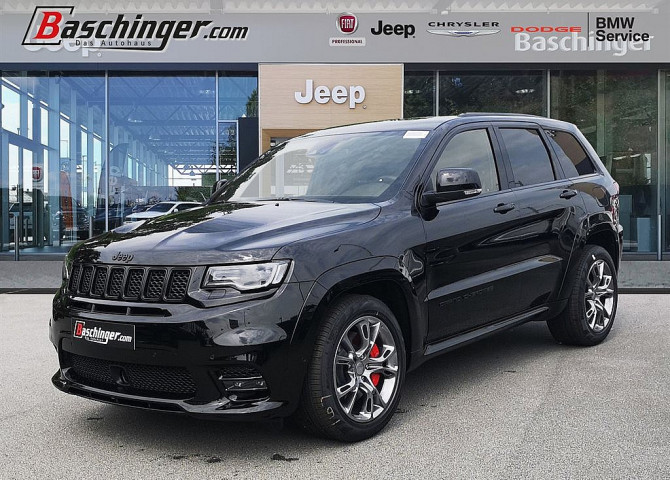 Jeep Grand Cherokee 6,4 V8 HEMI SRT bei Baschinger Ges.m.b.H. in