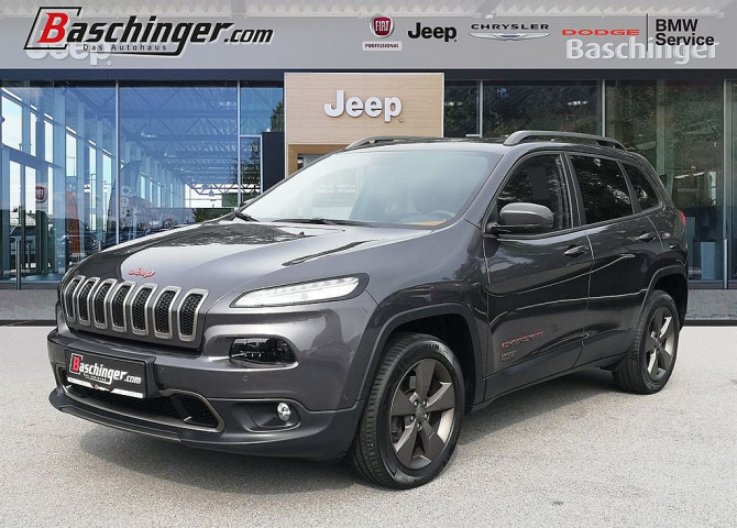 Jeep Cherokee 2,2 MultiJet II AWD 75th Anniversary Aut. bei Baschinger Ges.m.b.H. in