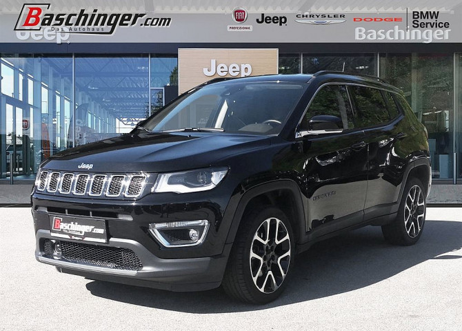 Jeep Compass Limited 170 MA 9AT 4×4 AKTION bei Baschinger Ges.m.b.H. in