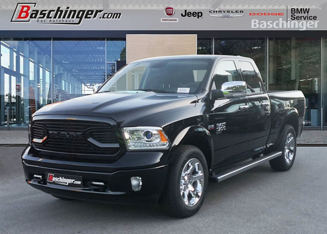 Dodge RAM LKW Quad Cab Laramie Classic MY19 BlackPackage bei Baschinger Ges.m.b.H. in