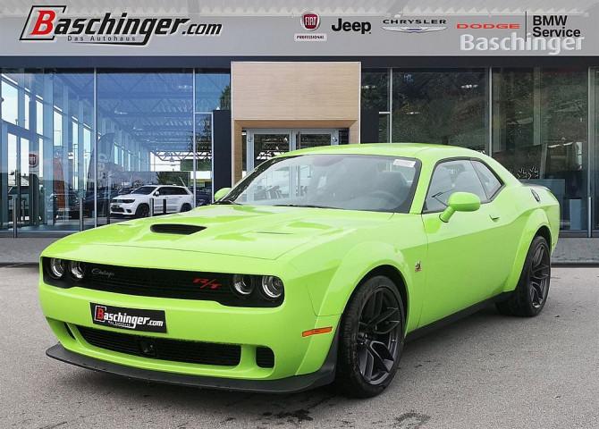Dodge Challenger 6.4 HEMI Widebody Vollausstattung bei Baschinger Ges.m.b.H. in