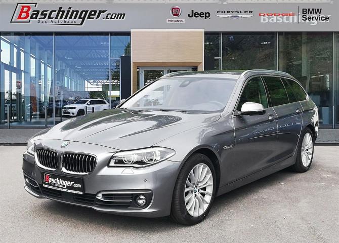 BMW 530d xDrive Österreich-Paket Touring Aut. bei Baschinger Ges.m.b.H. in