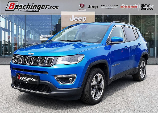 Jeep Compass 1,4 MultiAir2 FWD Limited LP €40.290,- bei Baschinger Ges.m.b.H. in