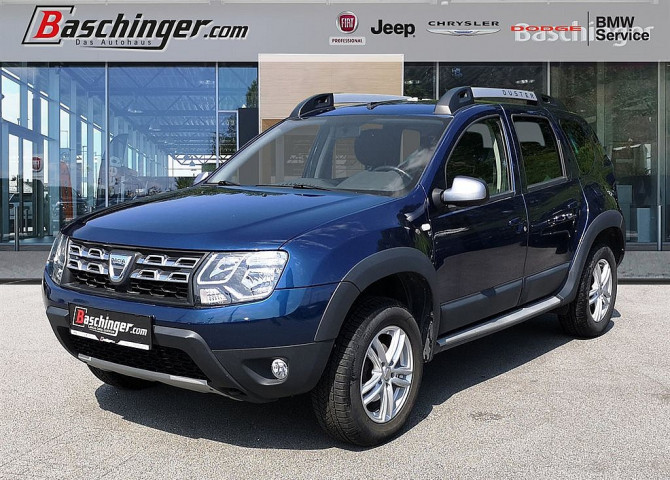 Dacia Duster Urban Explorer dCi 110 S&S Navi/8-fach/PDC bei Baschinger Ges.m.b.H. in