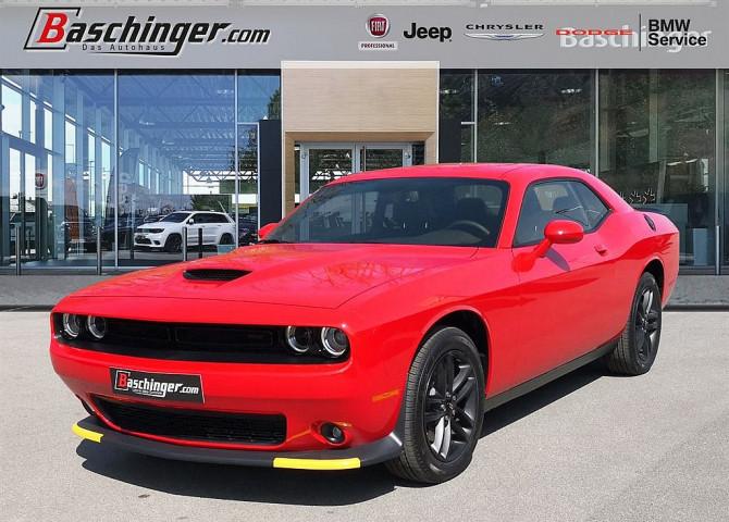 Dodge Challenger GT SXT Plus AWD 3.6 V6 Aut. ALLRAD bei Baschinger Ges.m.b.H. in