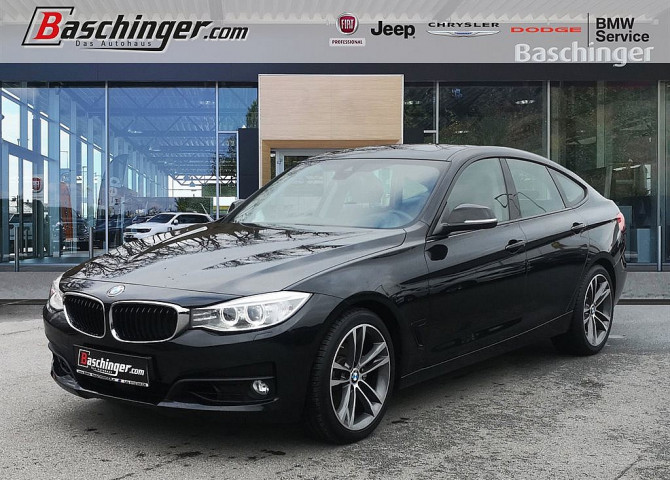 BMW 330d xDrive Gran Turismo Panorama/ACC/HeadUp bei Baschinger Ges.m.b.H. in