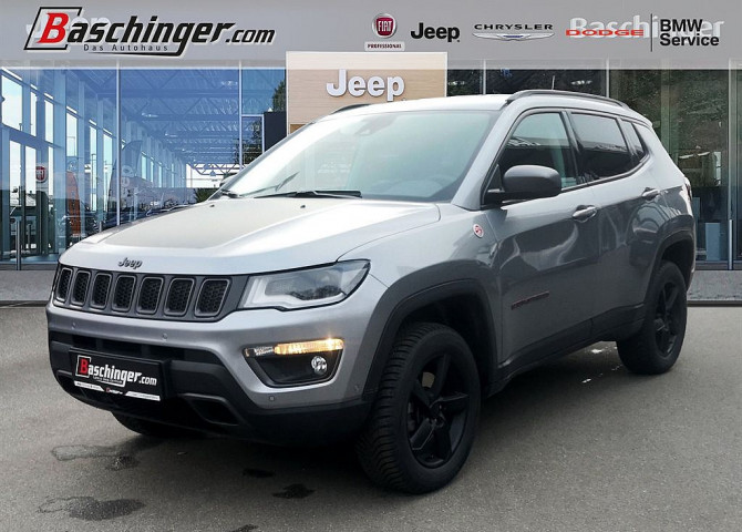 Jeep Compass 2,0 MultiJet AWD Trailhawk Park/Premiumpaket bei Baschinger Ges.m.b.H. in