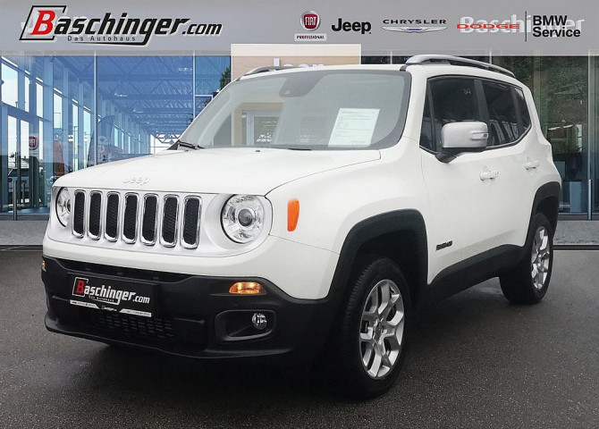 Jeep Renegade 2,0 MultiJet II 140 Limited AWD bei Baschinger Ges.m.b.H. in