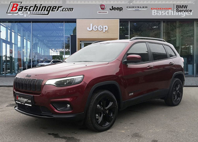 Jeep Cherokee MCA 2,2 Diesel Night Eagle AWD 9AT Aut. AKTION bei Baschinger Ges.m.b.H. in