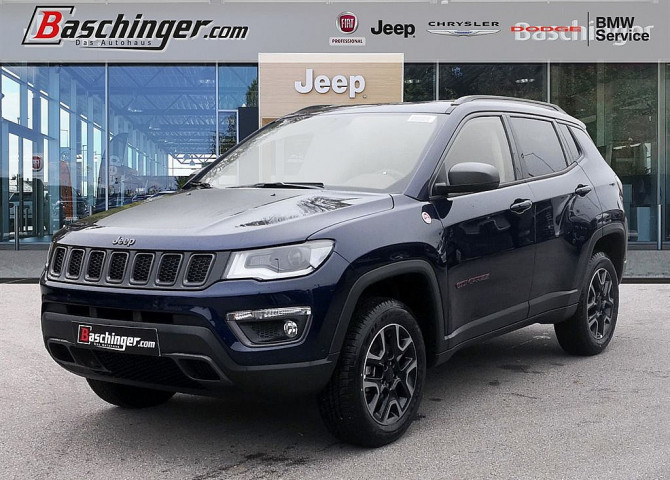 Jeep Compass 2,0 Trailhawk Multijet AWD 170 bei Baschinger Ges.m.b.H. in