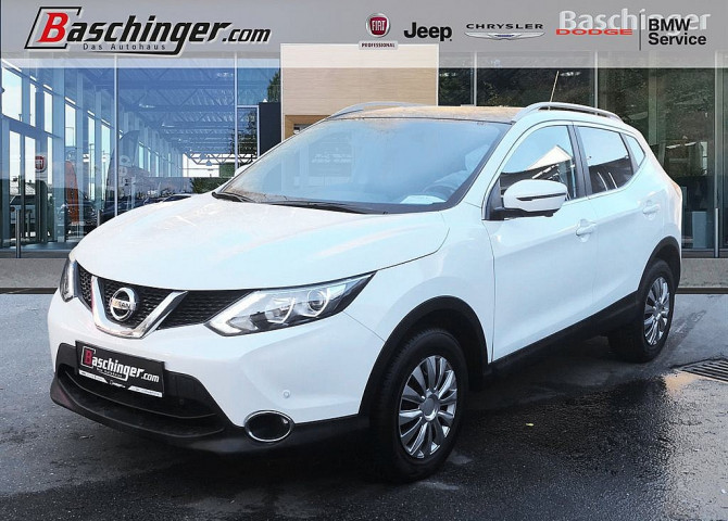 Nissan Qashqai 1,2 DIG-T N-Connecta bei Baschinger Ges.m.b.H. in