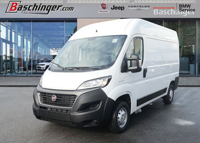 Fiat Ducato 33 L2H2 140 bei Baschinger Ges.m.b.H. in
