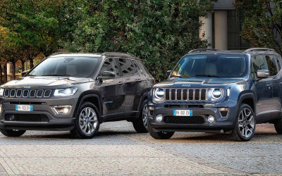 Die neuen Jeep 4xe First Editions