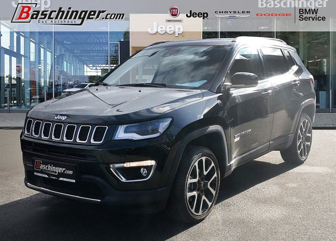 Jeep Compass 2,0 MultiJet II AWD Limited Aut. Navi/Tempomat bei Baschinger Ges.m.b.H. in