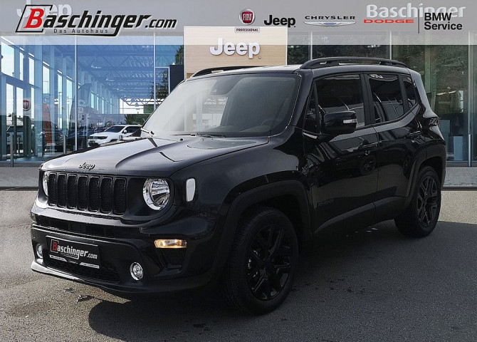 Jeep Renegade 1,3 MultiAir 150 Night Eagle bei Baschinger Ges.m.b.H. in