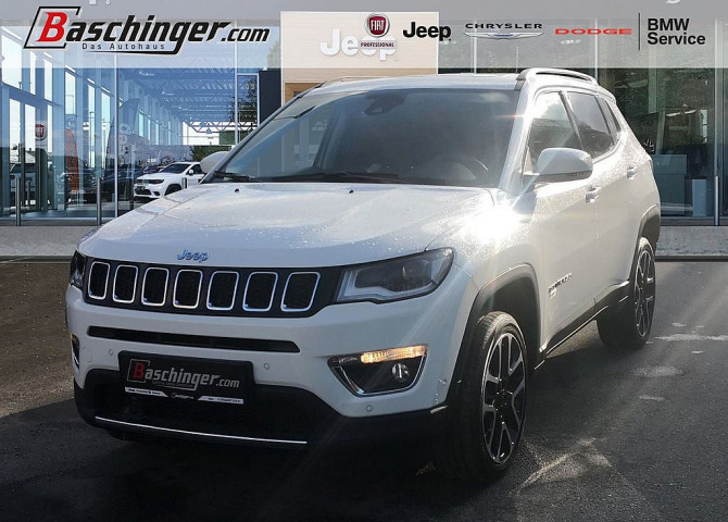 Jeep Compass 2,0 MultiJet II AWD Limited Aut. bei Baschinger Ges.m.b.H. in