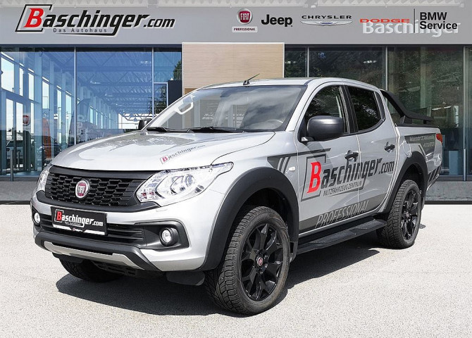 Fiat Fullback Cross DK Cross Aut. 20″/3,5t-AV/Rollo bei Baschinger Ges.m.b.H. in