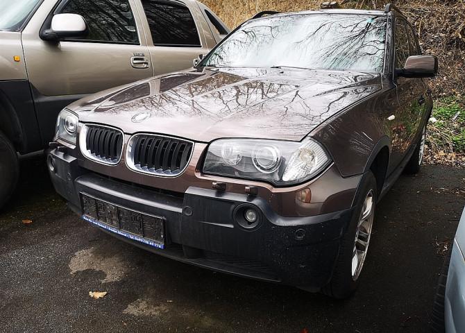 BMW X3 2,0d Österreich-Paket bei Baschinger Ges.m.b.H. in