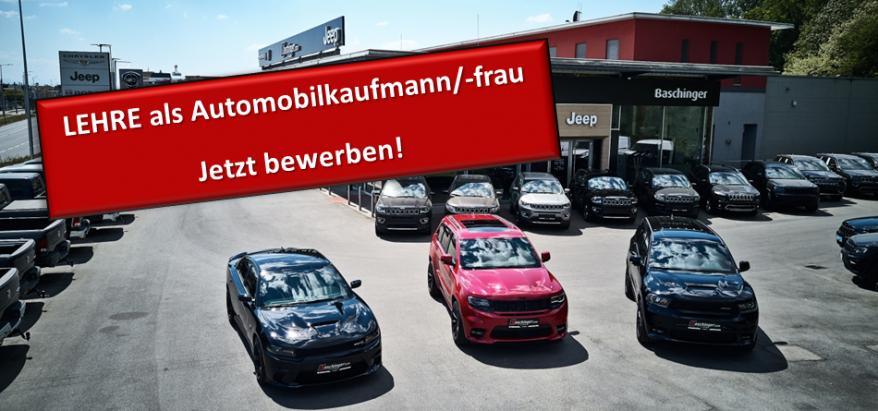 Lehrling Automobilkaufmann/-frau