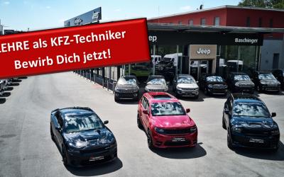 Lehrling Kraftfahrzeugtechniker/in – ab Sommer 2021