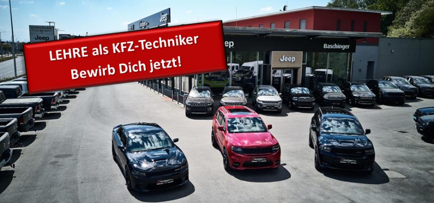Lehrling Kraftfahrzeugtechniker/in