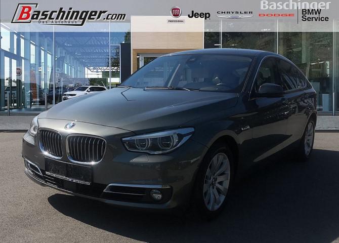 BMW 530d xDrive Gran Turismo Luxury LP €102.010,- Direktionsfahrzeug/Vollausstattung bei Baschinger Ges.m.b.H. in