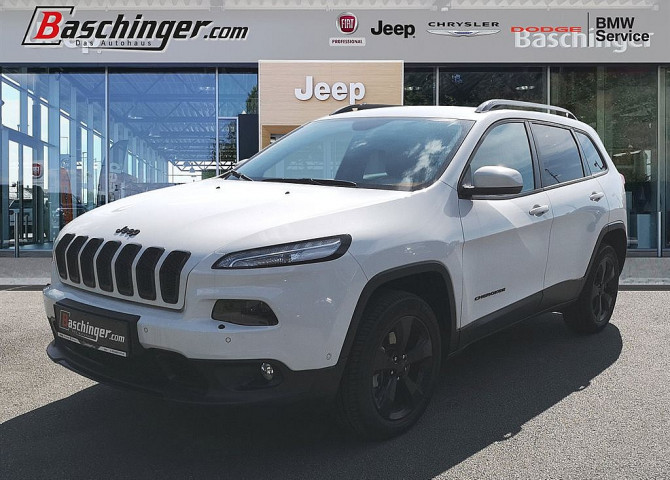 Jeep Cherokee 2,2 MultiJet II AWD Night Eagle Aut. bei Baschinger Ges.m.b.H. in
