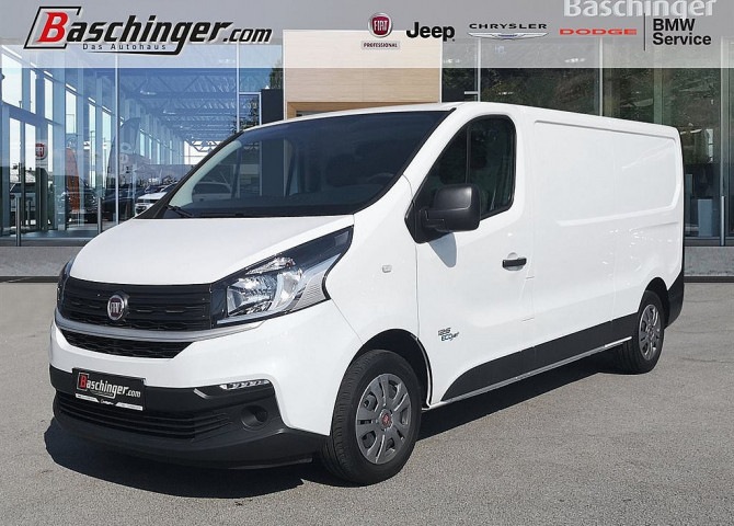 Fiat Talento L2H1 3,0t 1,6 EcoJet  125 SX netto: 14.750,- bei Baschinger Ges.m.b.H. in