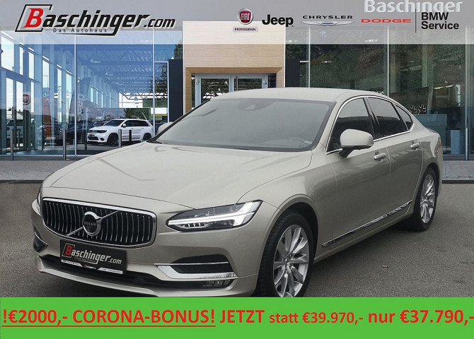Volvo S90 D5 AWD Inscription Geartronic bei Baschinger Ges.m.b.H. in