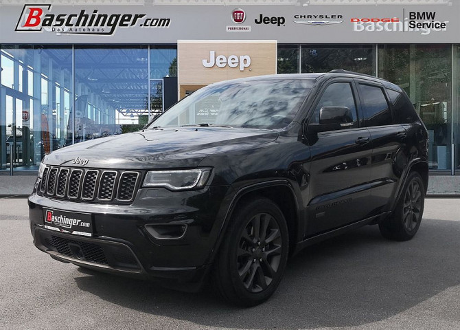 Jeep Grand Cherokee 3,0 V6 CRD 75th Anniversary bei Baschinger Ges.m.b.H. in