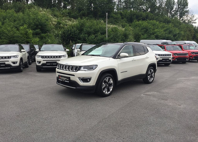 Jeep Compass 1.4 MultiAir2 Limited bei Baschinger Ges.m.b.H. in