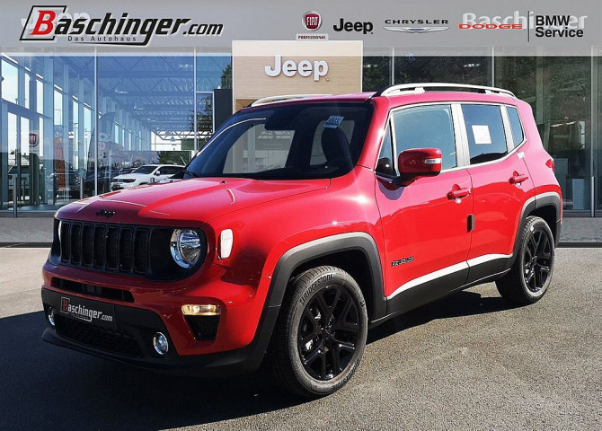 Jeep Renegade 1,0 MultiAir T3 FWD 6MT Night Eagle bei Baschinger Ges.m.b.H. in