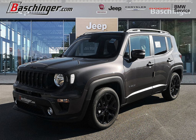 Jeep Renegade 1,0 MultiAir FWD Night Eagle bei Baschinger Ges.m.b.H. in